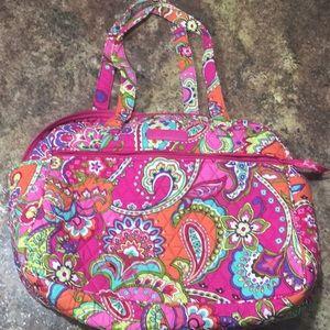 Vera Bradley Diaper Bag With Changing Pad